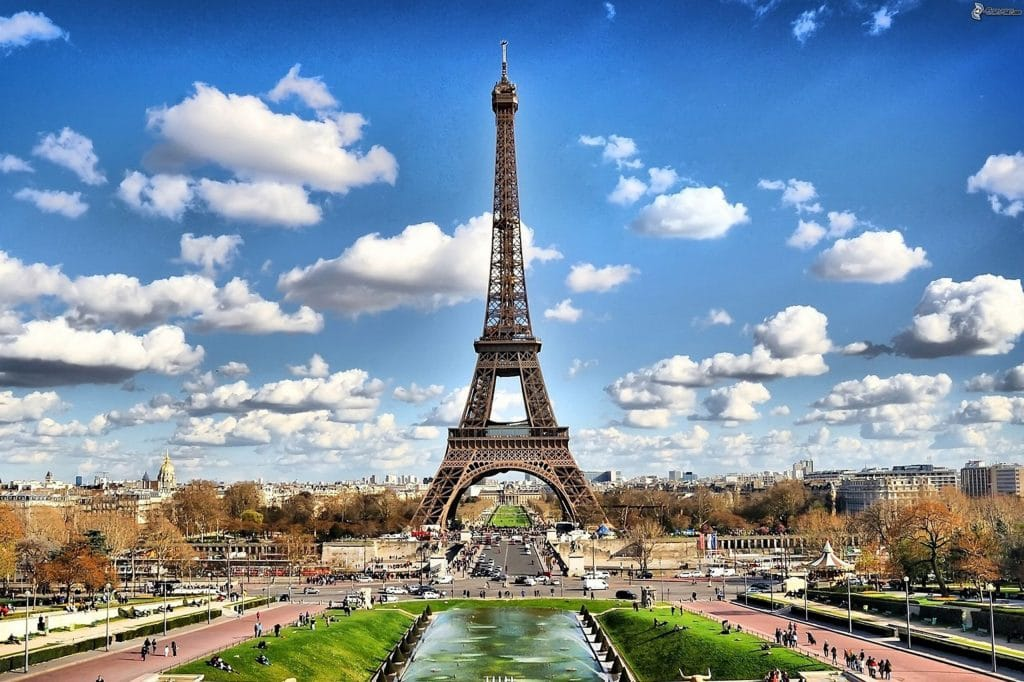 Top Hotels In Paris Near Eiffel Tower