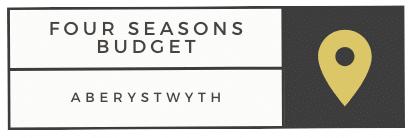 Four Seasons Budget Aberystwyth Logo