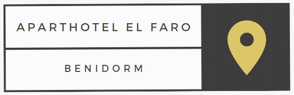 Aparthotel El Faro Benidorm Logo