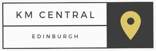 KM Central Edinburgh Logo