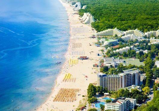 Hotel Sandy Beach Albena